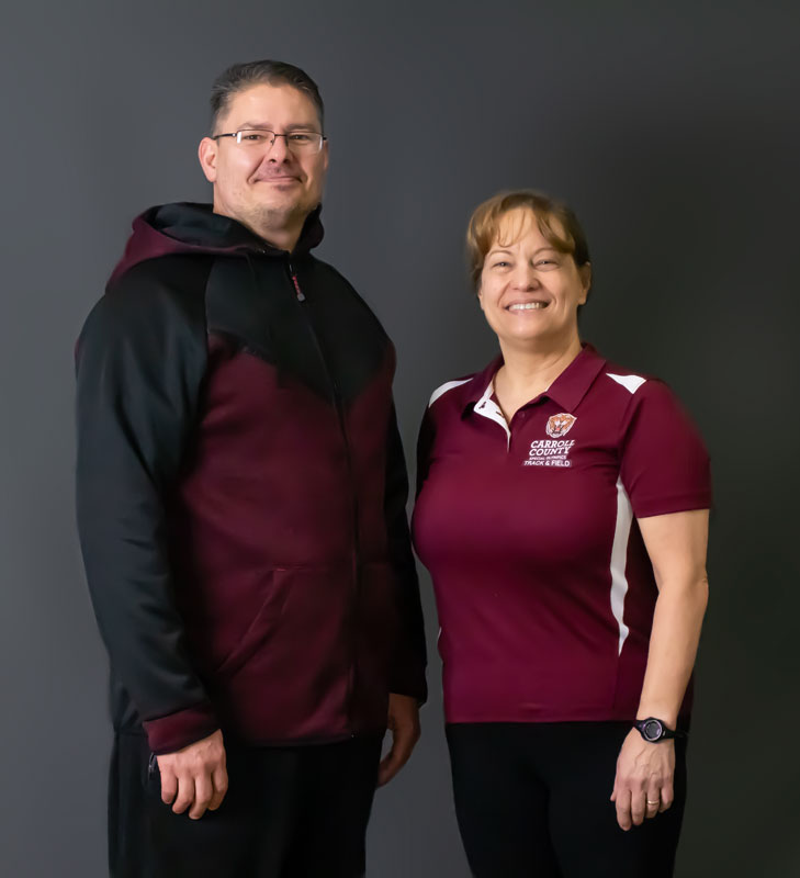Harvie Combass & Kathy Zuback